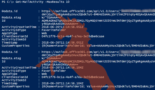 Chasing the Unicorn: PowerShell module for 'The Secret Office 365 Forensics Tool'
