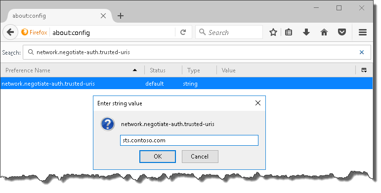 How to enable SSO for all browsers